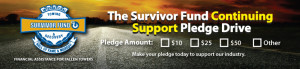 Survivor Fund CSP Banner