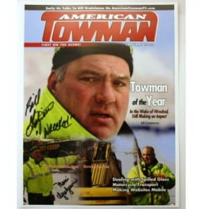 Towman of the Year Poster 2012