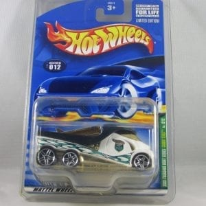 Hot Wheels 012 Cabin Fever