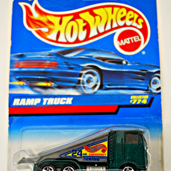 Hot Wheels - Ramp Truck