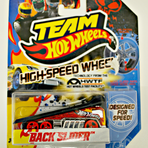 Hot Wheels Team - Back Slider