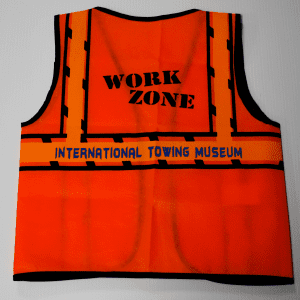 Kids Work Zone Vest - One Size (2)