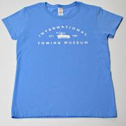 Ladies Classic Shirt - Carolina Blue