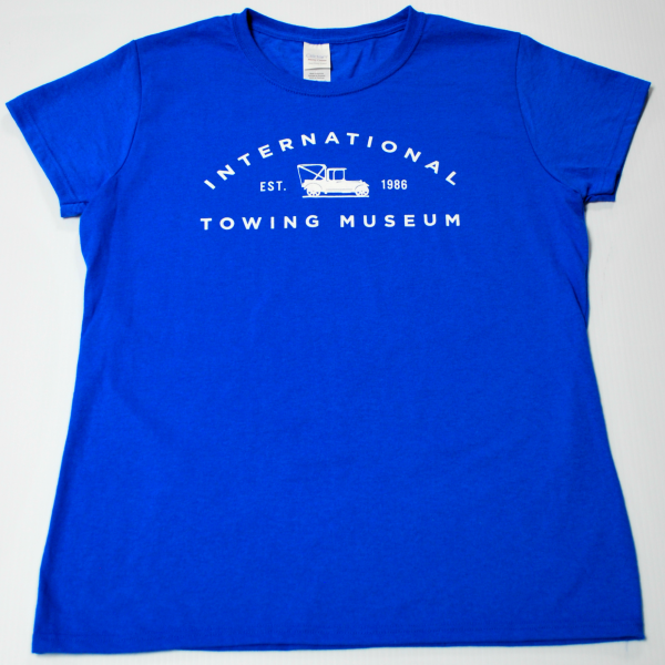 Ladies Classic Shirt - Museum Blue