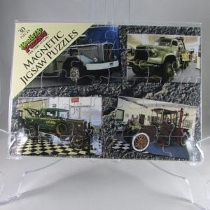 Museum Magnetic Jigzaw Puzzle