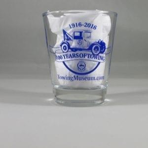 Summer Colbert - 100th Year Anniversary Shot Glass- small
