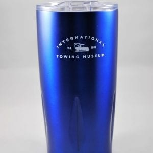 Summer Colbert - Blue Thermal Travel Mug