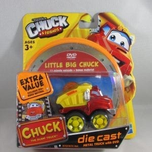 Summer Colbert - Hot Wheels Little Big Chuck
