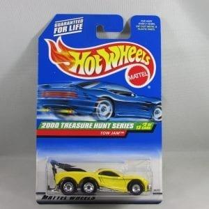 Summer Colbert - Hot Wheels Tow Jam