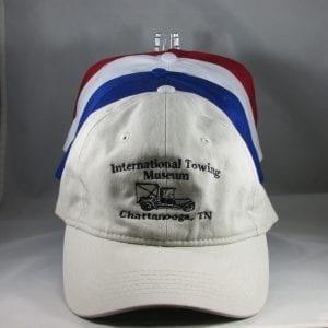 Summer Colbert - ITRHFM Cap- Black Logo