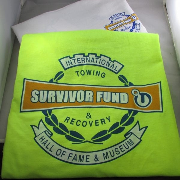 Summer Colbert - ITRHFM Survivor Fund Adult Shirt