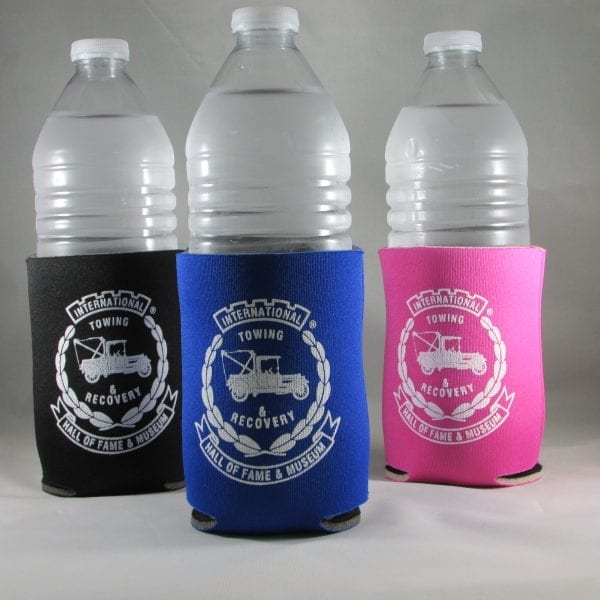 Summer Colbert - Museum Coozies- Black, Blue, Pink (1)