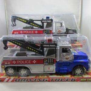 Summer Colbert - Police Tow Truck