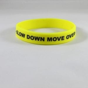 Summer Colbert - Slow Down, Move Over- Support Bracelet