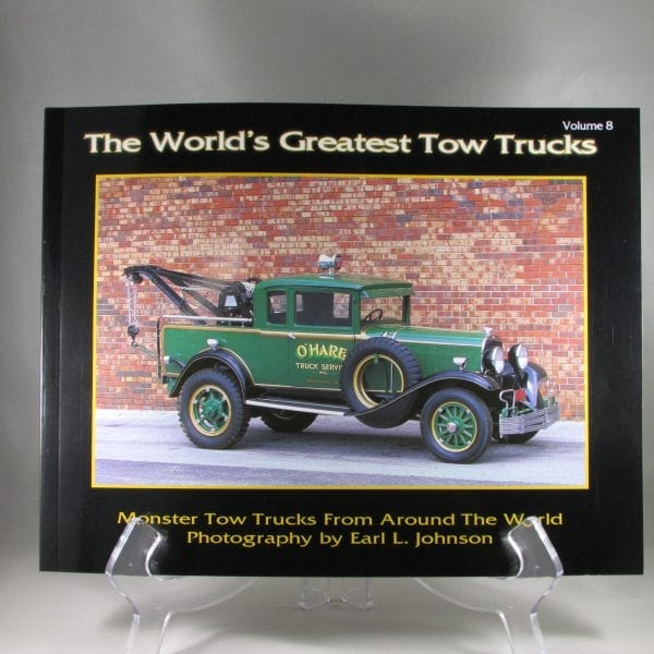 Summer Colbert - World's Greatest Tow Trucks, Vol. 8 (1)