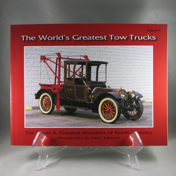 Summer Colbert - World's Greatest Tow Trucks, Vol. 9 (1)