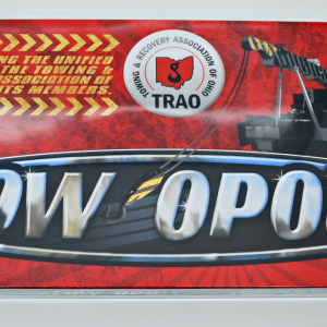 Tow-Opoly Board Game