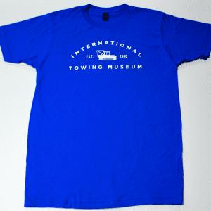 Unisex Classic Shirt - Royal