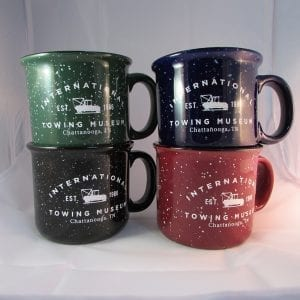 Kaitlynn Gipson - Museum Logo Fireside Coffee Cup